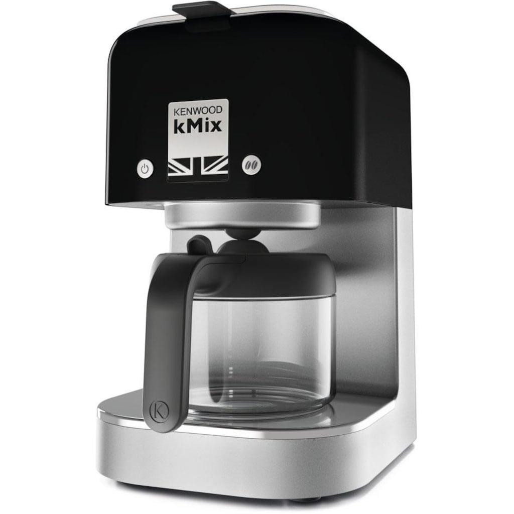 KENWOOD Filterkaffeemaschine »COX750BK«, Permanentfilter