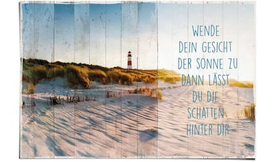 Reinders! Poster »Sonne am Strand«, (1 St.) kaufen