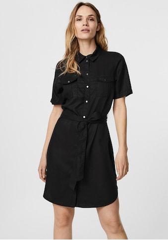 Vero Moda Hemdblusenkleid »VMSILJA« kaufen