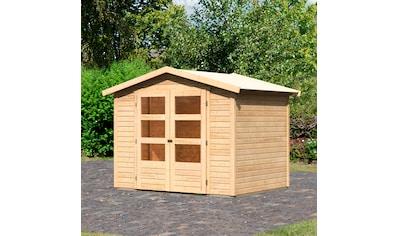 WOODFeeling Gartenhaus »Amberg 3« kaufen