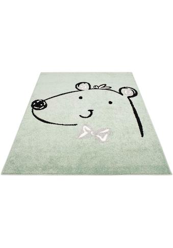 Kinderteppich, »Bubble Kids 1333«, Carpet City, rechteckig, Höhe 11 mm, maschinell gewebt kaufen