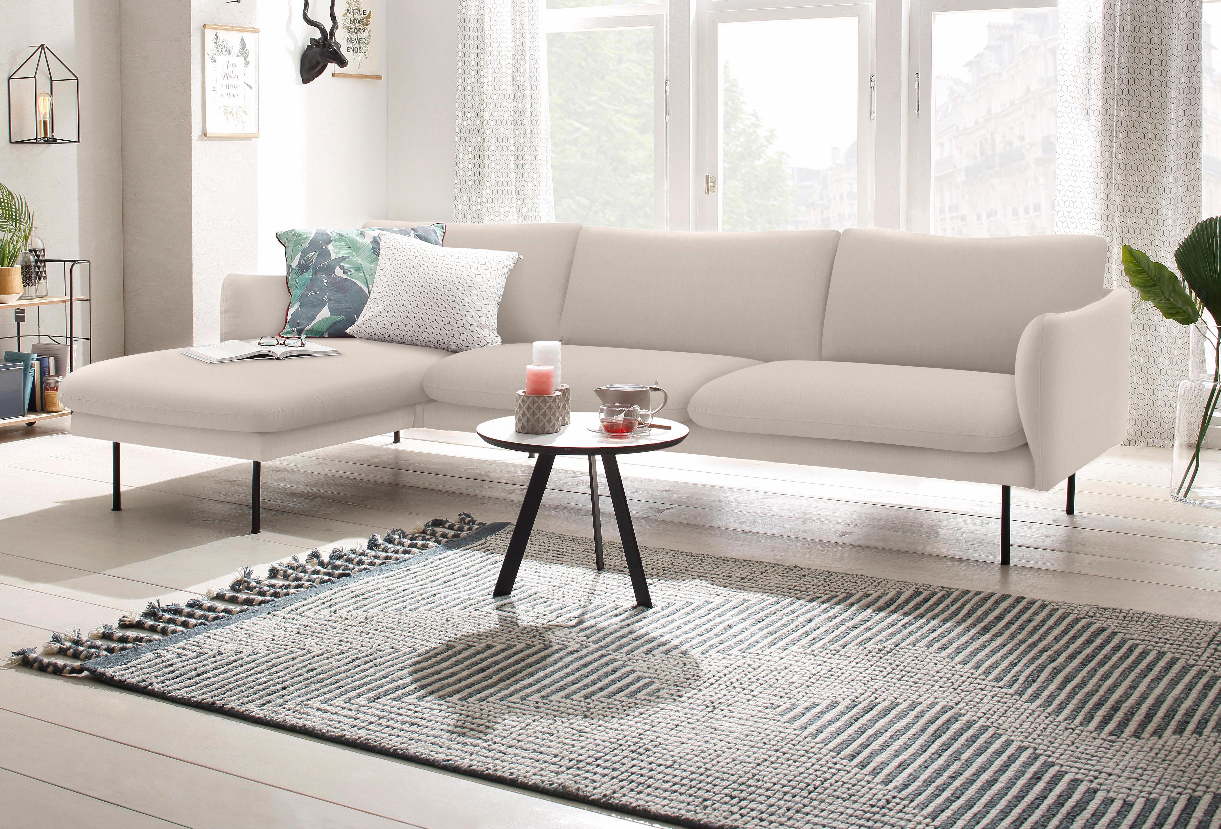 andas ecksofa mavis auf rechnung bestellen baur. Black Bedroom Furniture Sets. Home Design Ideas