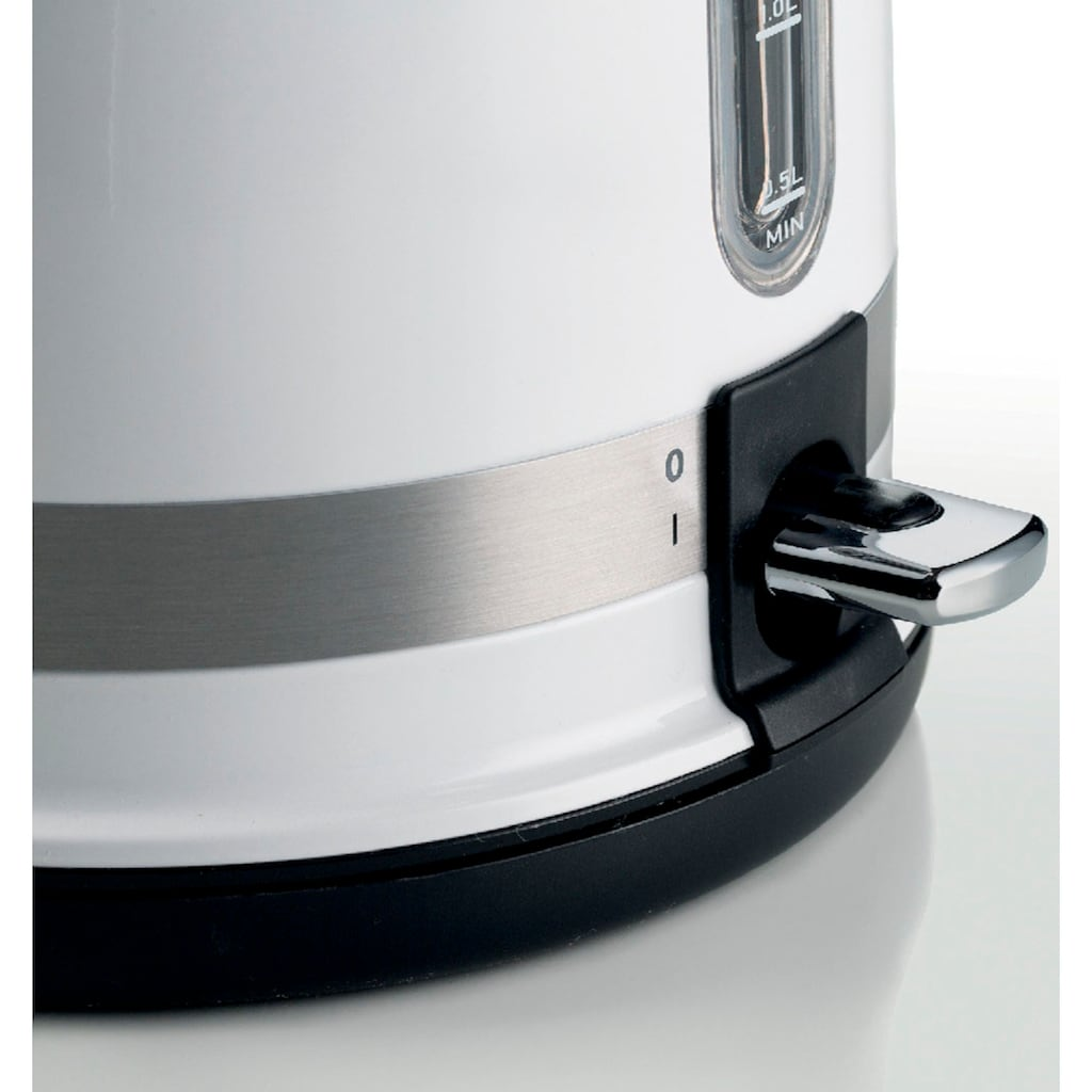 Ariete Wasserkocher »2854WH moderna«, 1,7 l, 2200 W