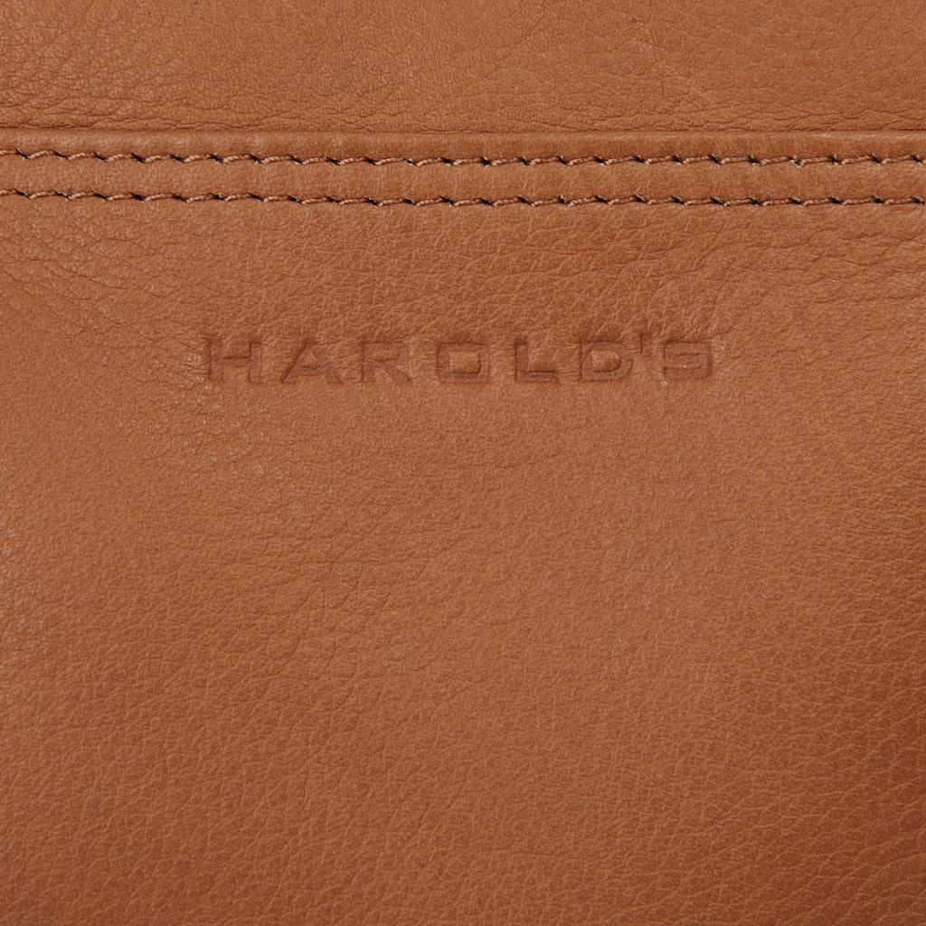 Harold's Reisetasche »COUNTRY«, vegetabil gegerbt