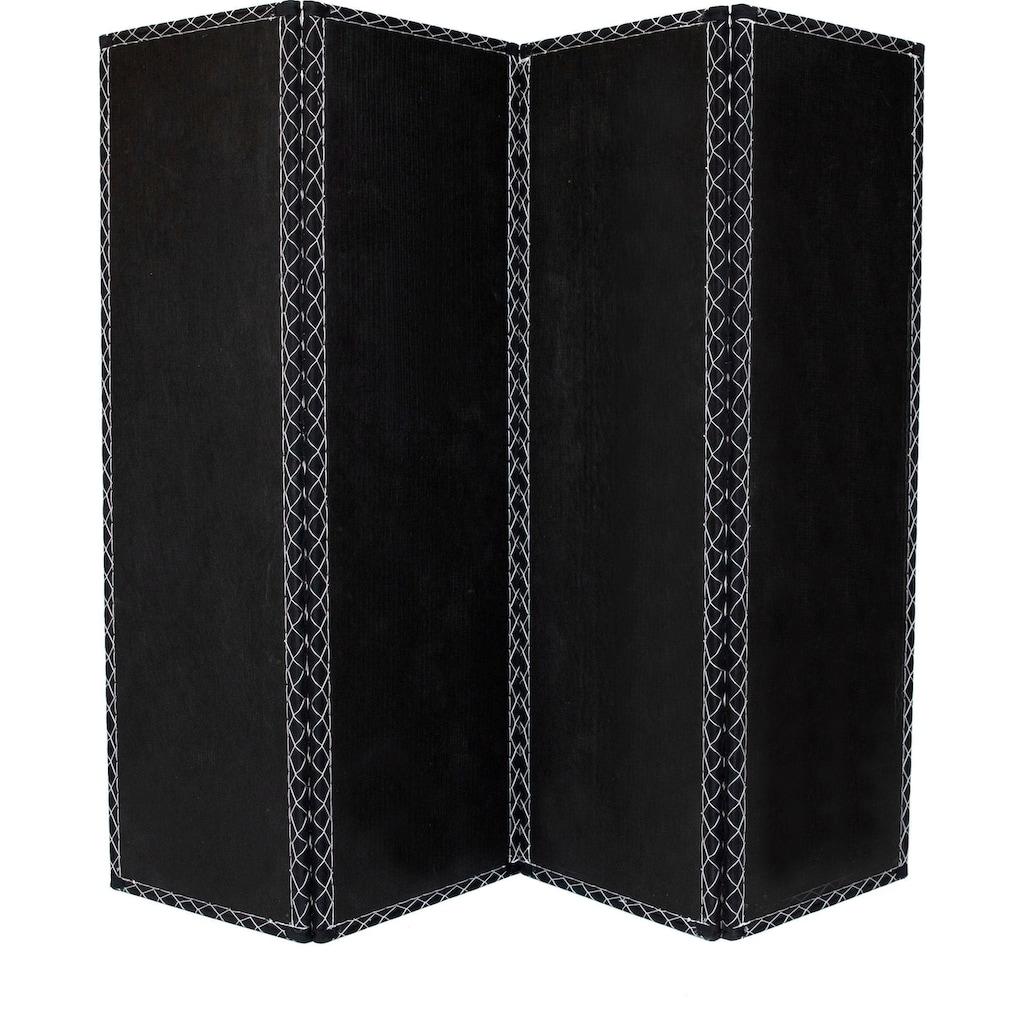 Karup Design Raumteiler »Wabi«, Raumteiler mit einem Hauch von Japan. Leicht gefaltet und verstaut.