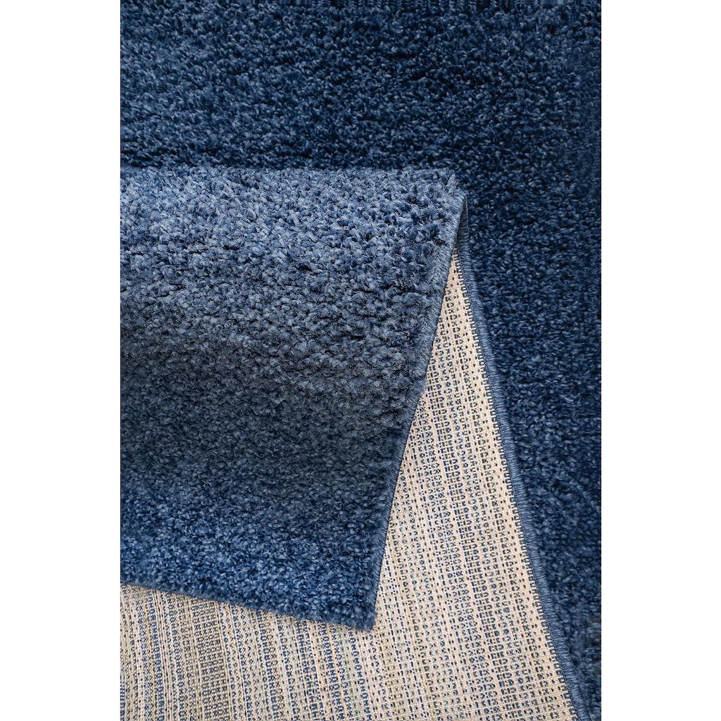 Home affaire Hochflor-Läufer »Shaggy 30«, rechteckig, 30 mm Höhe, gewebt