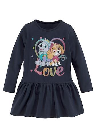 PAW PATROL Jerseykleid »LOVE«, Druck mit EVEREST und SKYE kaufen