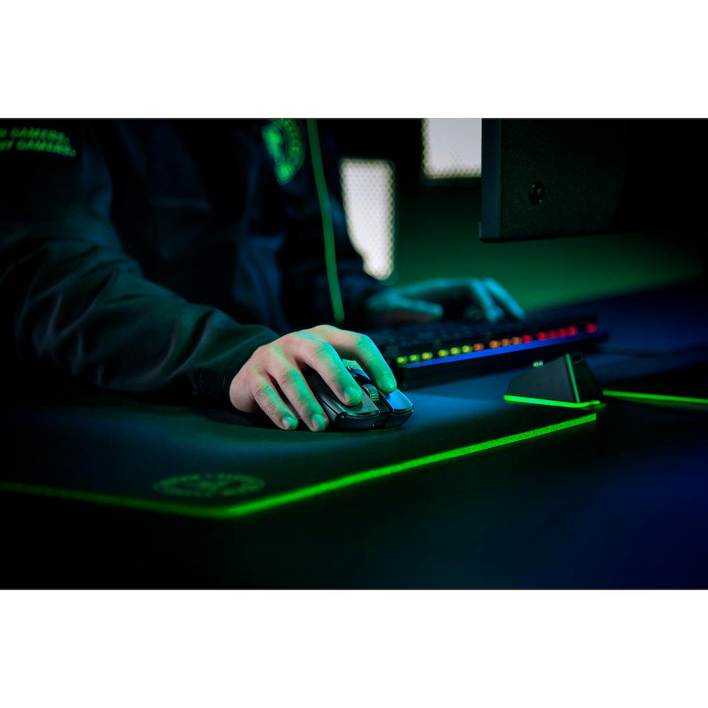RAZER Maus »Viper Ultimate + Mouse Dock«, kabellos