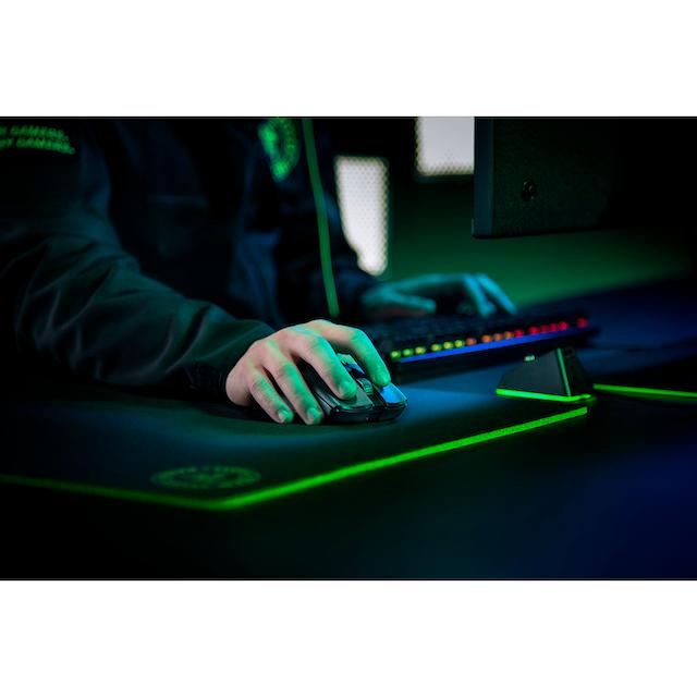 RAZER »Viper Ultimate + Mouse Dock« Maus (kabellos, 20000 dpi)