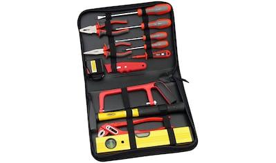 FAMEX Set: Werkzeugset »190 - 48«, Universal - Bestückung, 12 - tlg. kaufen
