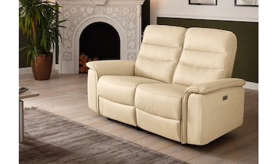 DELAVITA 2-Sitzer »Maldini«, mit hohem Sitzkomfort, elektrischer Relaxfunktion und USB-Anschluss, Breite 166 cm kaufen