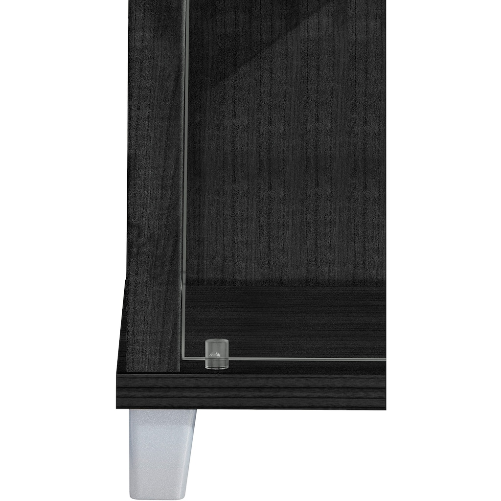 fif möbel Vitrine, 2-türig, 4 Glasböden