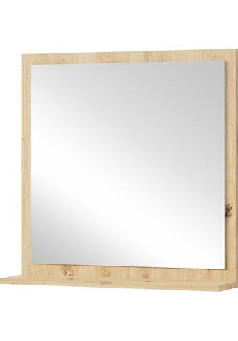 Homexperts Badspiegel »New Port«, Spiegel mit praktischer Ablagefläche kaufen