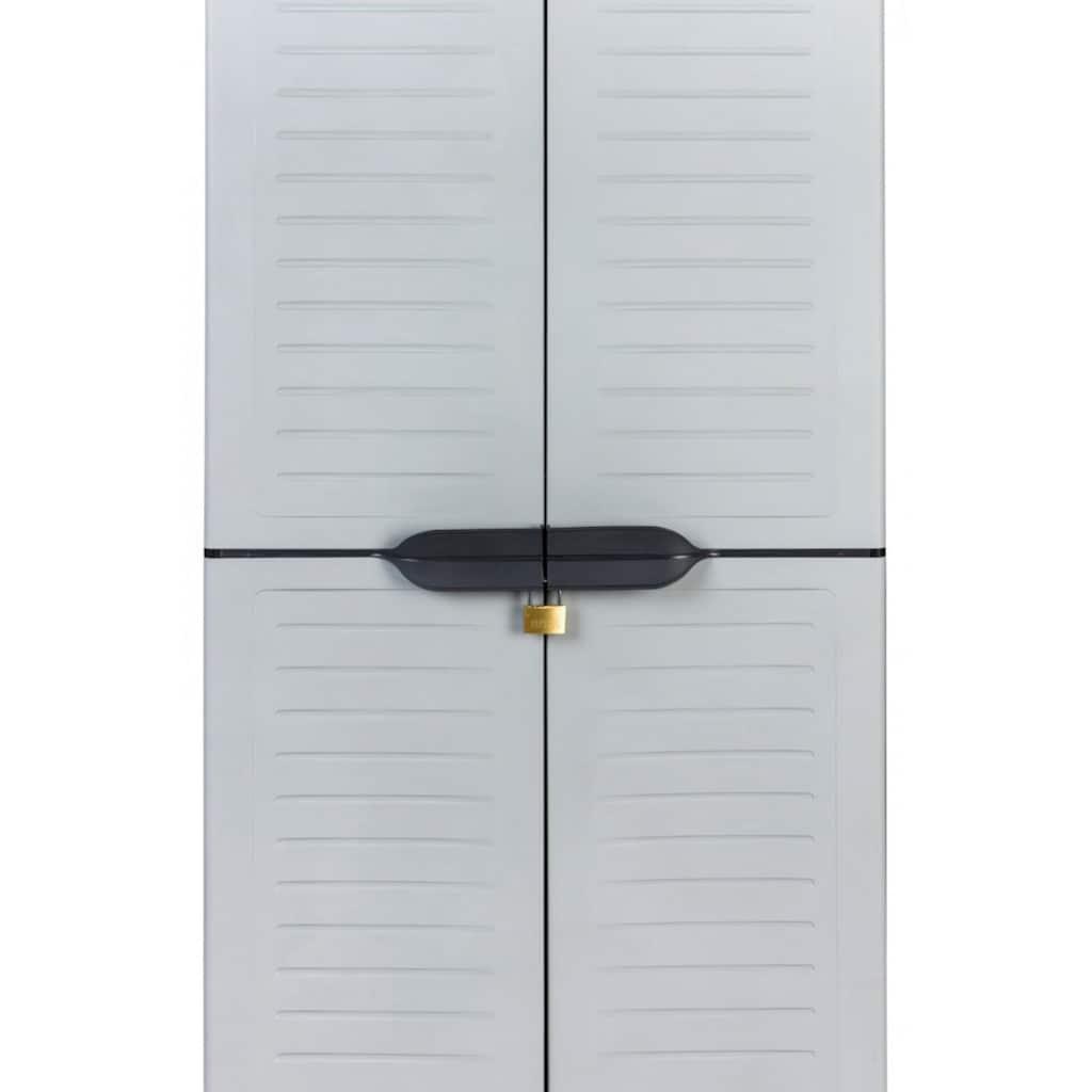 Kreher Mehrzweckschrank »Elite«, B/T/H: 65x45x181,5 cm, mit geräumigem Freifach