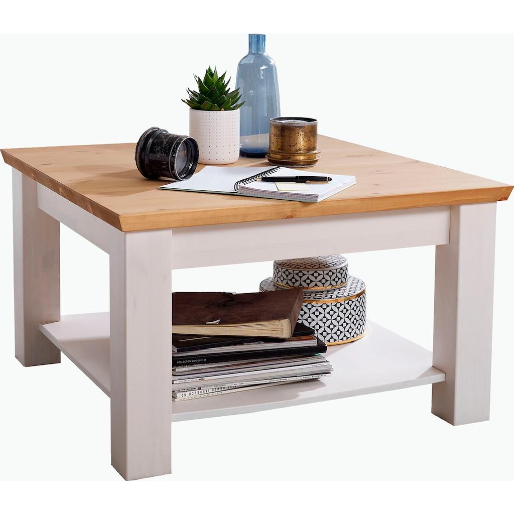 Premium collection by Home affaire Couchtisch »Marissa«, Landhaus-Design pur