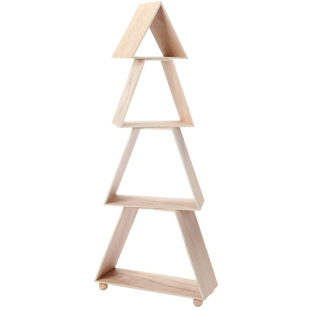 Dekobaum »Tannenbaum«, Deko-Regal, Höhe ca. 147 cm