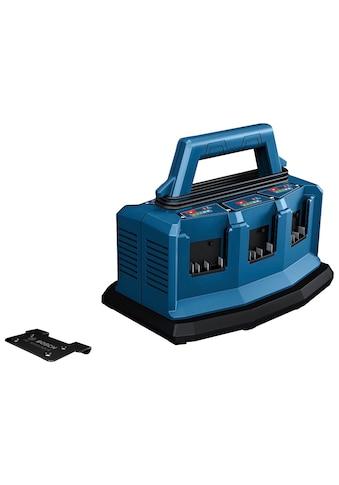Bosch Professional Akku-Ladestation »GAL 18V6-80 Professional«, (1 St.), mit mehreren... kaufen