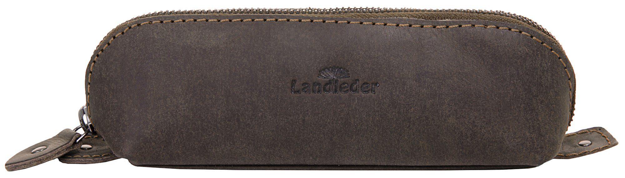 Landleder Brustbeutel CHILLI | Accessoires > Portemonnaies > Brustbeutel | Braun | Leder | Landleder