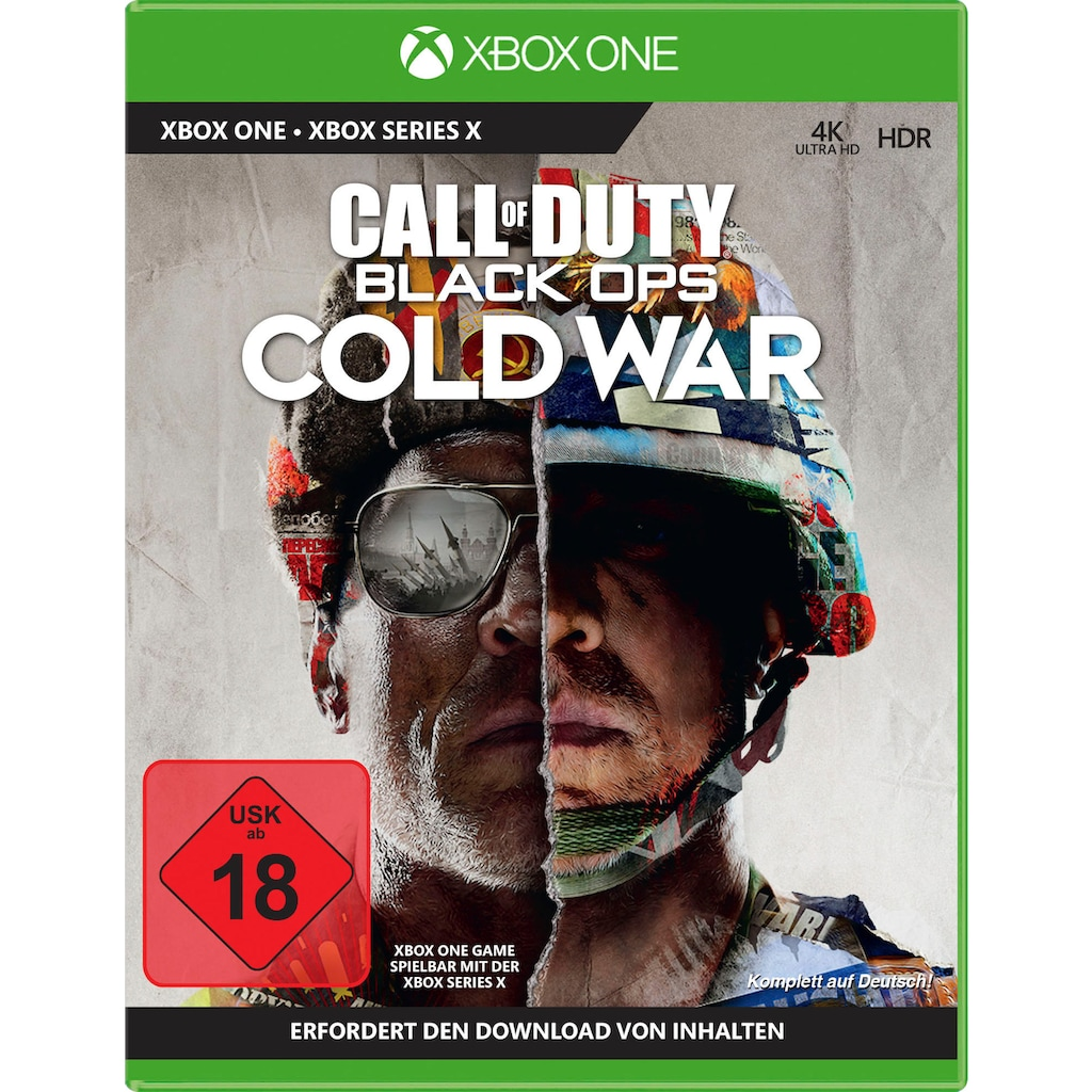 Activision Spiel »Call of Duty Black Ops Cold War«, Xbox One