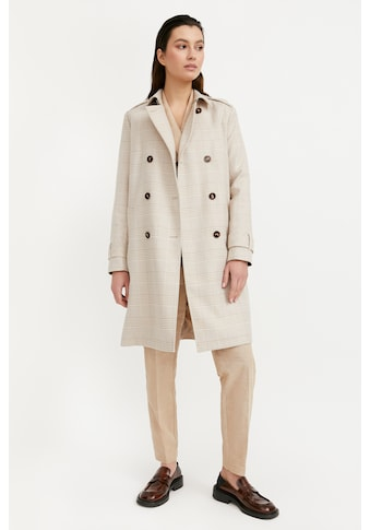 Finn Flare Trenchcoat, im klassischen Stil kaufen