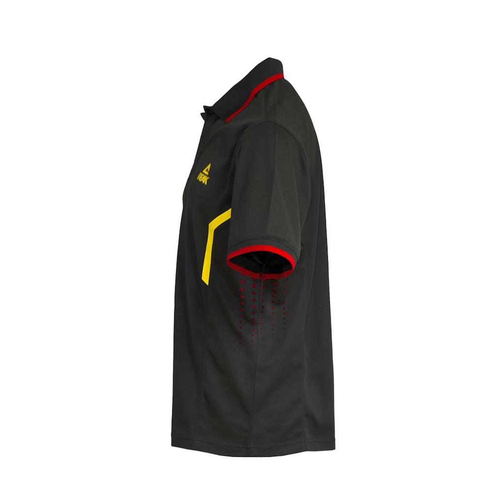 PEAK Poloshirt, im Nationalmannschafts-Design