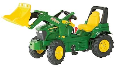 ROLLY TOYS Tretfahrzeug »John Deere 7930«, Kindertraktor mit Lader und Luftbereifung kaufen