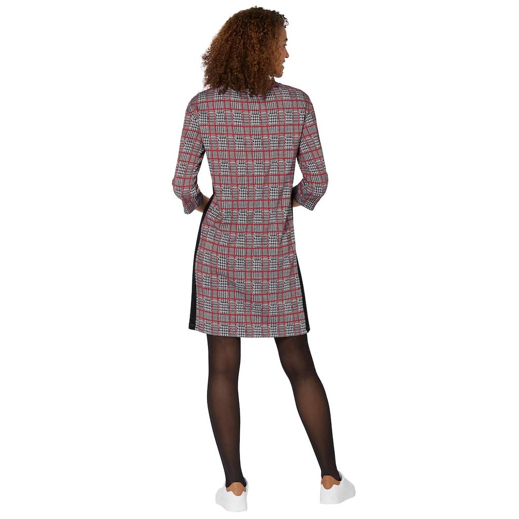 Inspirationen Karokleid »Karo-Kleid«