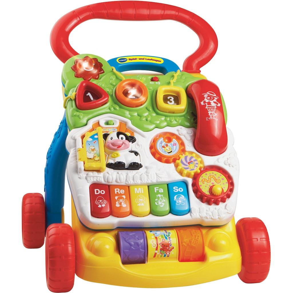Vtech® Lauflernwagen »Spiel-und Laufwagen - Special Edition«, mit 11 Kindermelodien