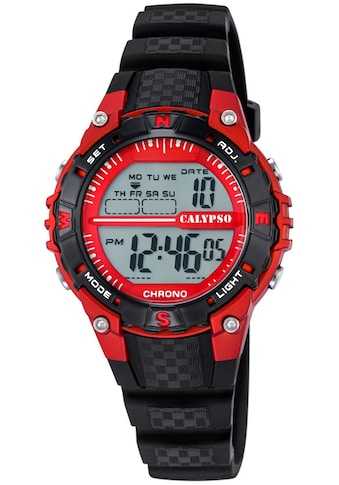 CALYPSO WATCHES Chronograph »Digital Crush, K5684/6« kaufen