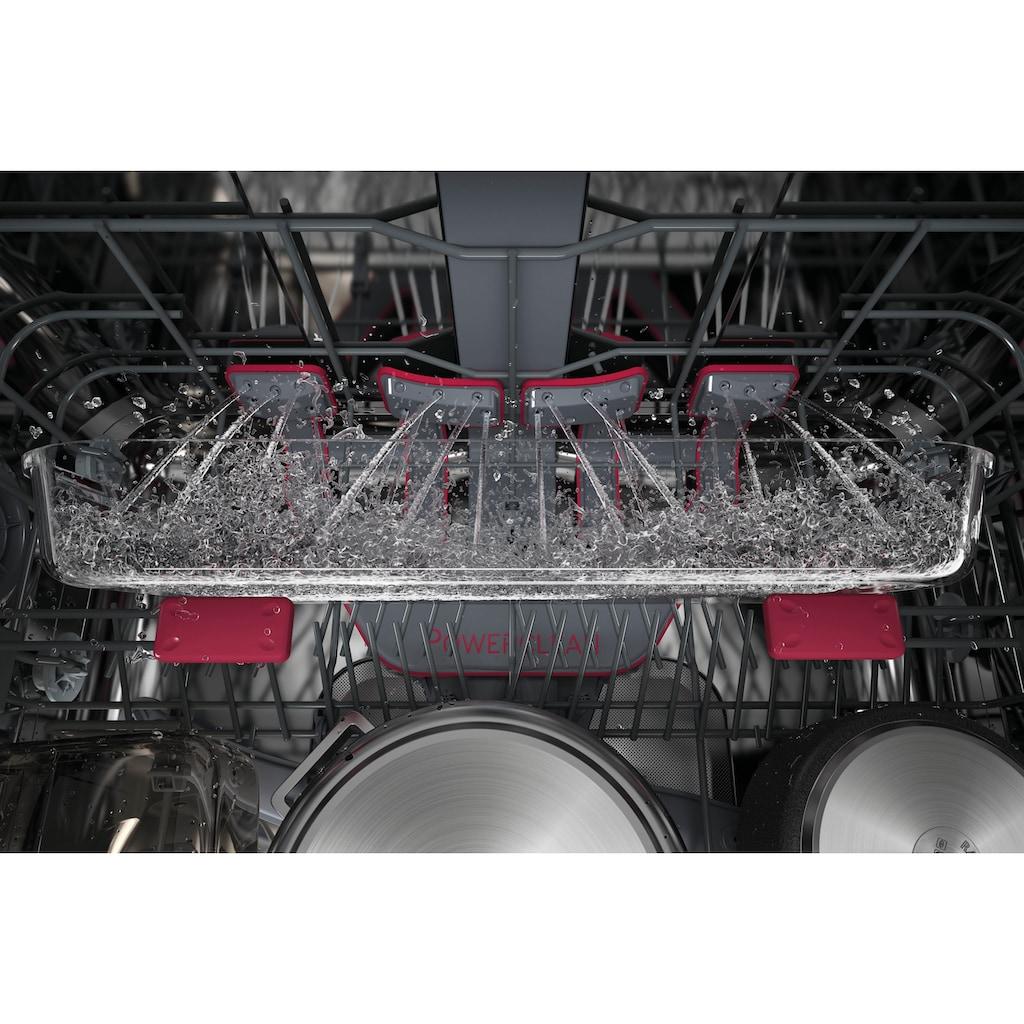 BAUKNECHT vollintegrierbarer Geschirrspüler »BCIO 3T341 PLET«, BCIO 3T341 PLET, 14 Maßgedecke