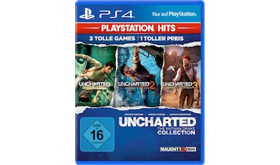 Uncharted: The Nathan Drake Collection PlayStation 4 kaufen