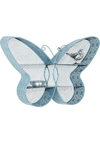 pajoma Wandregal »Schmetterling«, Dekoregal, Wanddeko kaufen