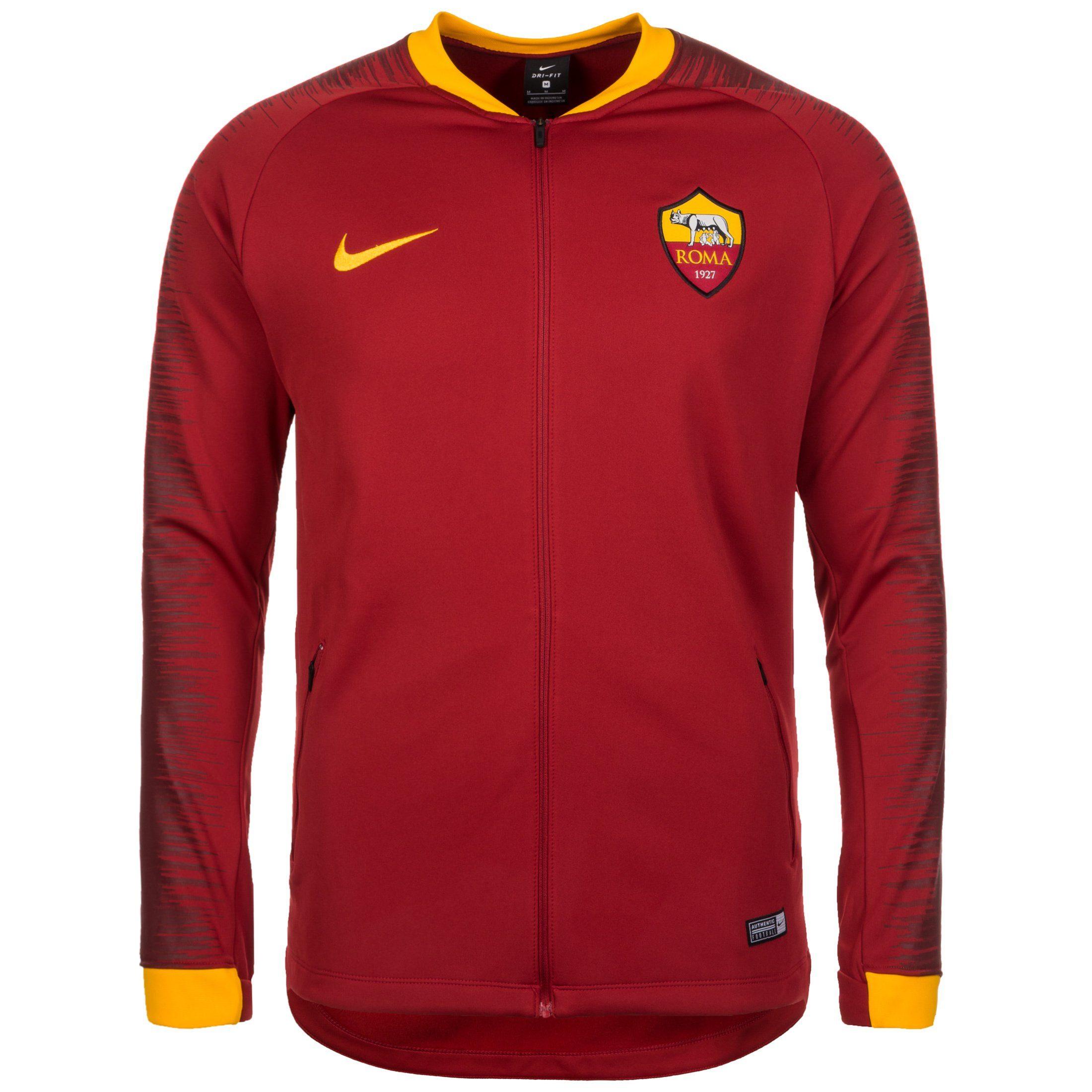 Nike Trainingsjacke As Rom Anthem   Sportbekleidung > Sportjacken > Trainingsjacken   Rot   As   Nike