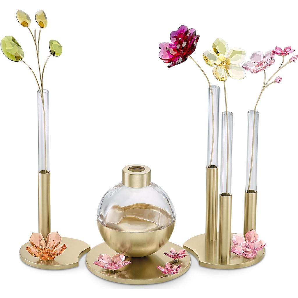Swarovski Dekoobjekt »Garden Tales Dekorative Vase, groß, 5557807«, Swarovski® Kristall