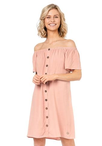 Eight2Nine A-Linien-Kleid, mit Knopfleiste kaufen