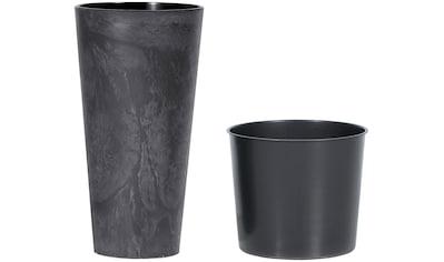 Prosperplast Pflanzkübel »Tubus Slim Effect«, ØxH: 30x57,2 cm kaufen