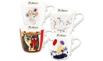 """Könitz Becher """"Picasso"""" (4 - tlg.) kaufen"""
