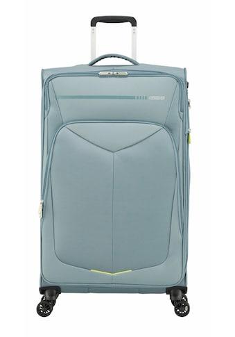 American Tourister® Weichgepäck-Trolley »Summerfunk, 79 cm«, 4 Rollen, mit Volumenerweiterung kaufen