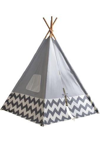 KidKraft® Spielzelt »Tipi Moderne, grau« kaufen