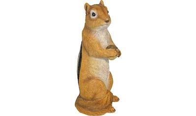 Home affaire Tierfigur »Streifenhörnchen stehend« kaufen