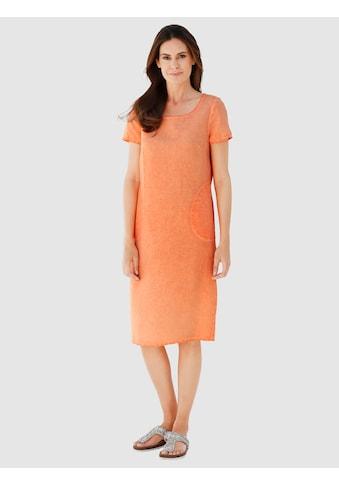 Laura Kent Kleid in toller Baumwoll/Leinenmischung kaufen