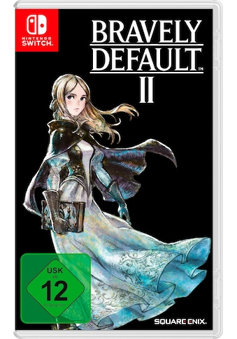 Nintendo Switch Spiel »Bravely Default II«, Nintendo Switch kaufen