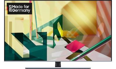 """Samsung QLED-Fernseher »GQ75Q75TGT«, 189 cm/75 """", 4K Ultra HD, Smart-TV kaufen"""