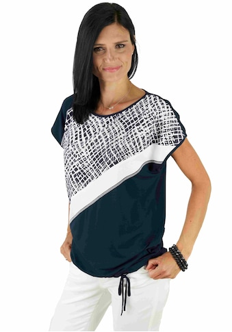 Seidel Moden Rundhalsshirt, bedruckt und unifarben, Made in Germany kaufen