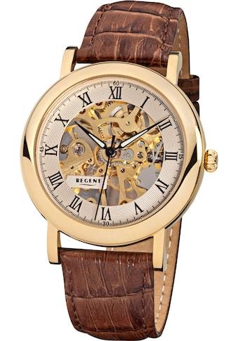 Regent Mechanische Uhr »3523, F758« kaufen