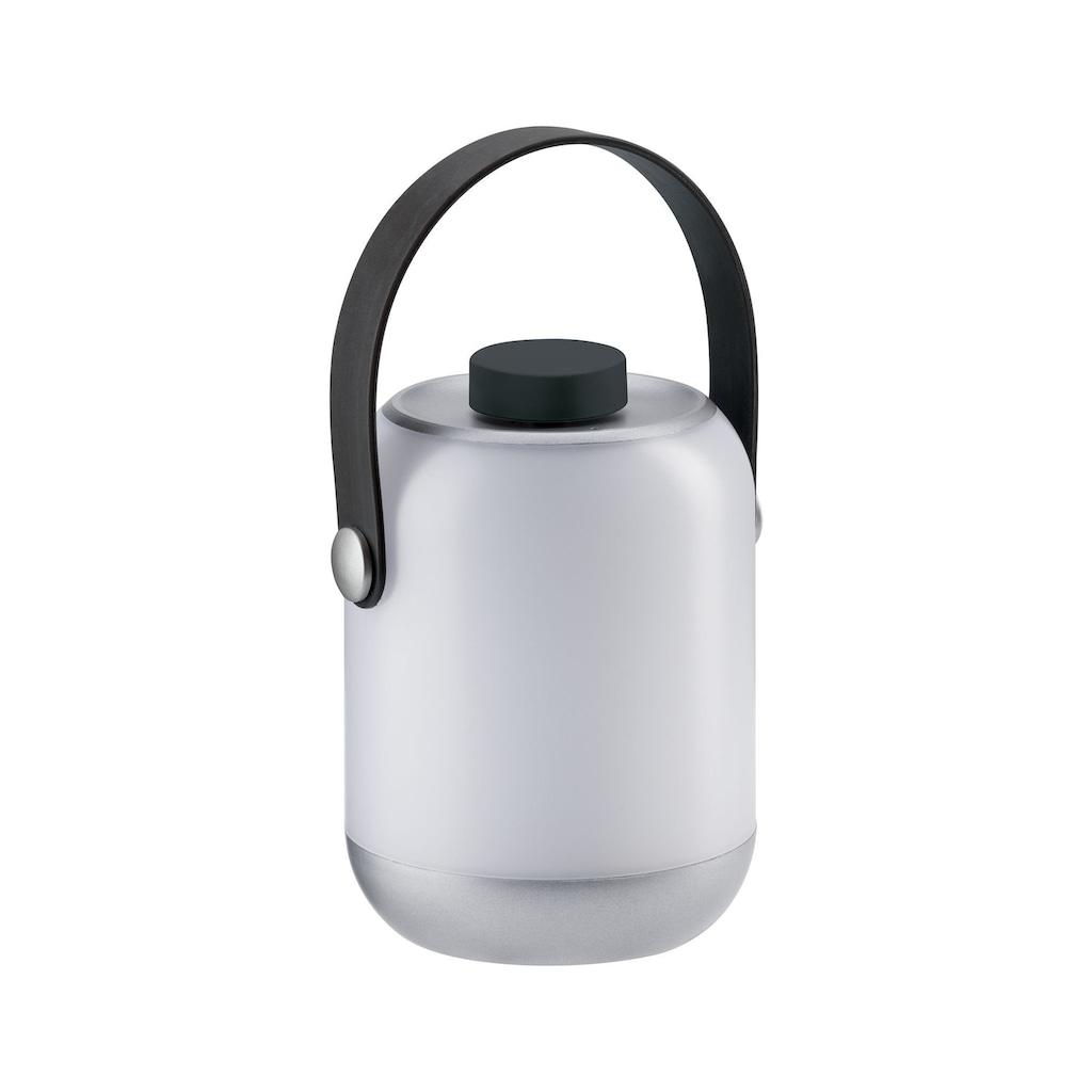 Paulmann USB-Tischleuchte »Clutch dimmbar Chrom matt Akkubetrieb«