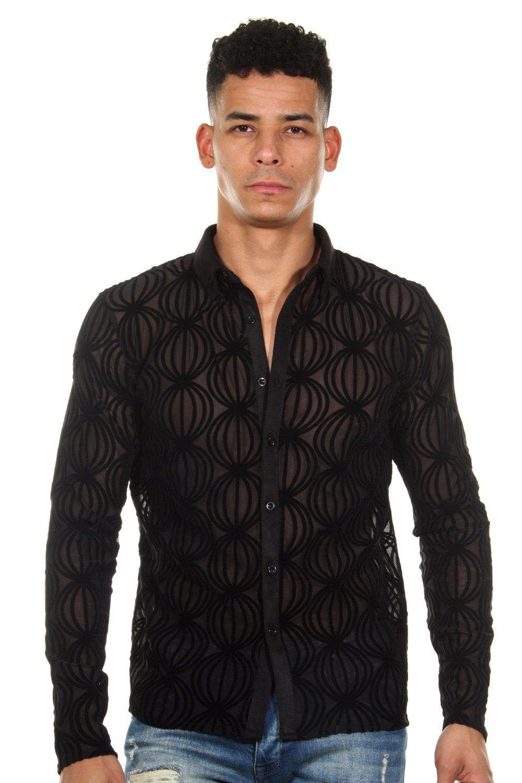 Oboy Streetwear Langarmhemd