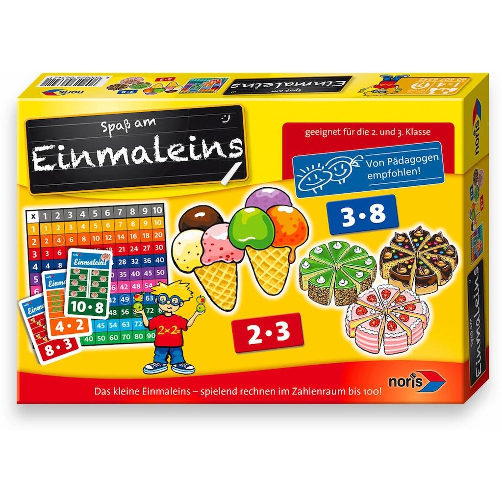 Noris Spiel »Einmaleins«, Made in Germany