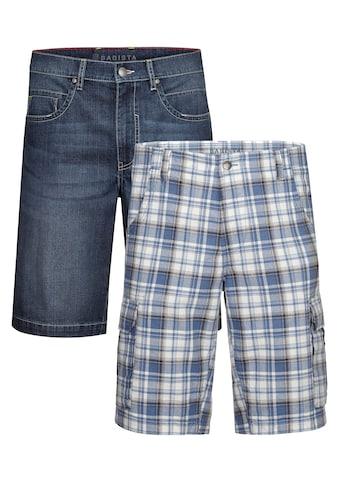 Babista Jeansbermudas, im 2er Pack Jeansbermuda und Cargobermuda kaufen