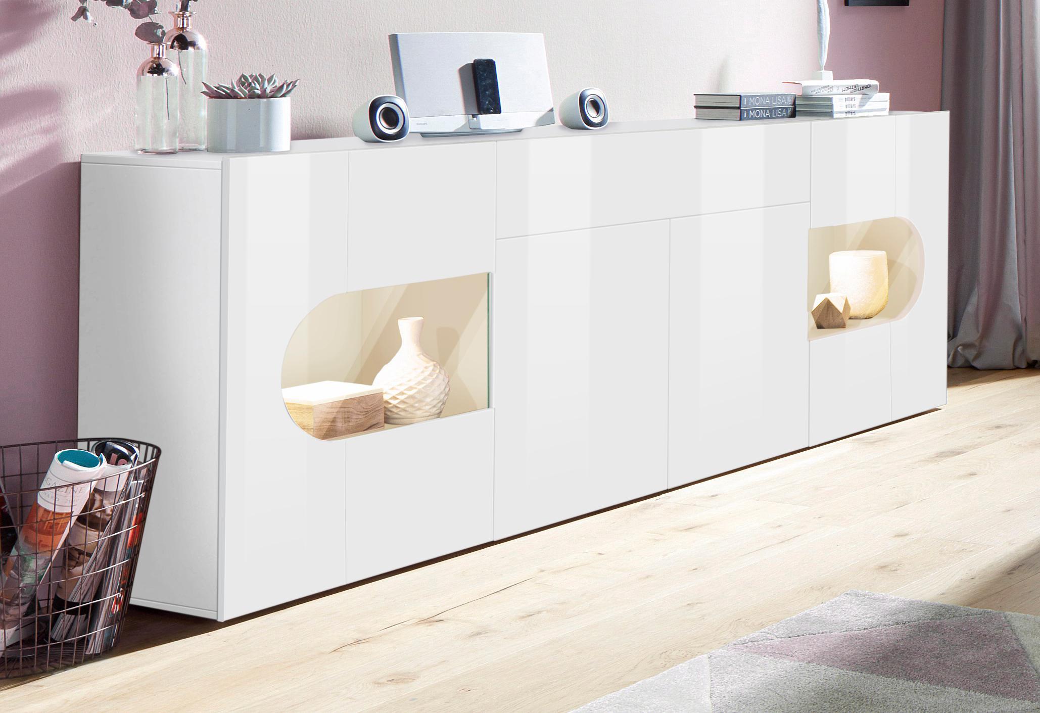 Tecnos Sideboard Real Breite 220 cm